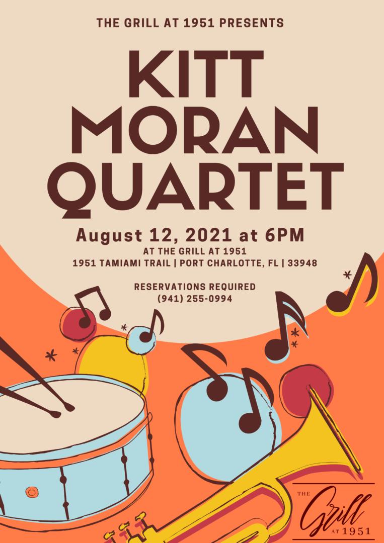Kitt Moran Quartet